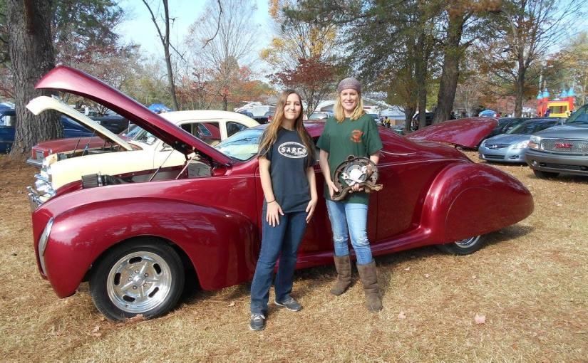 "Z-Car Takes Home ""Most Unusual Car""Award"